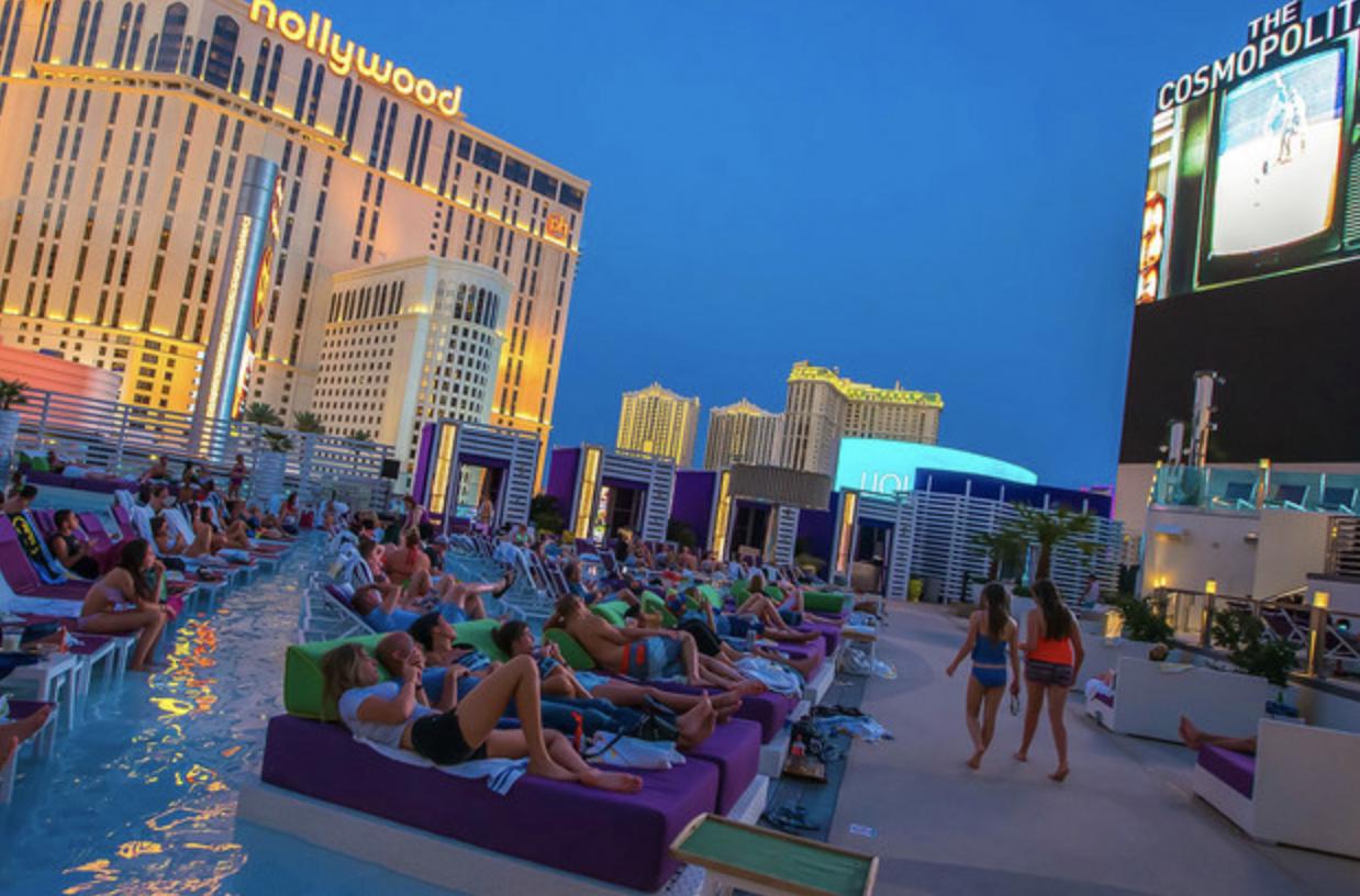 6) The Cosmopolitan, Las Vegas USA