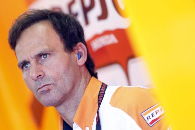 Alberto Puig Team Manager Honda