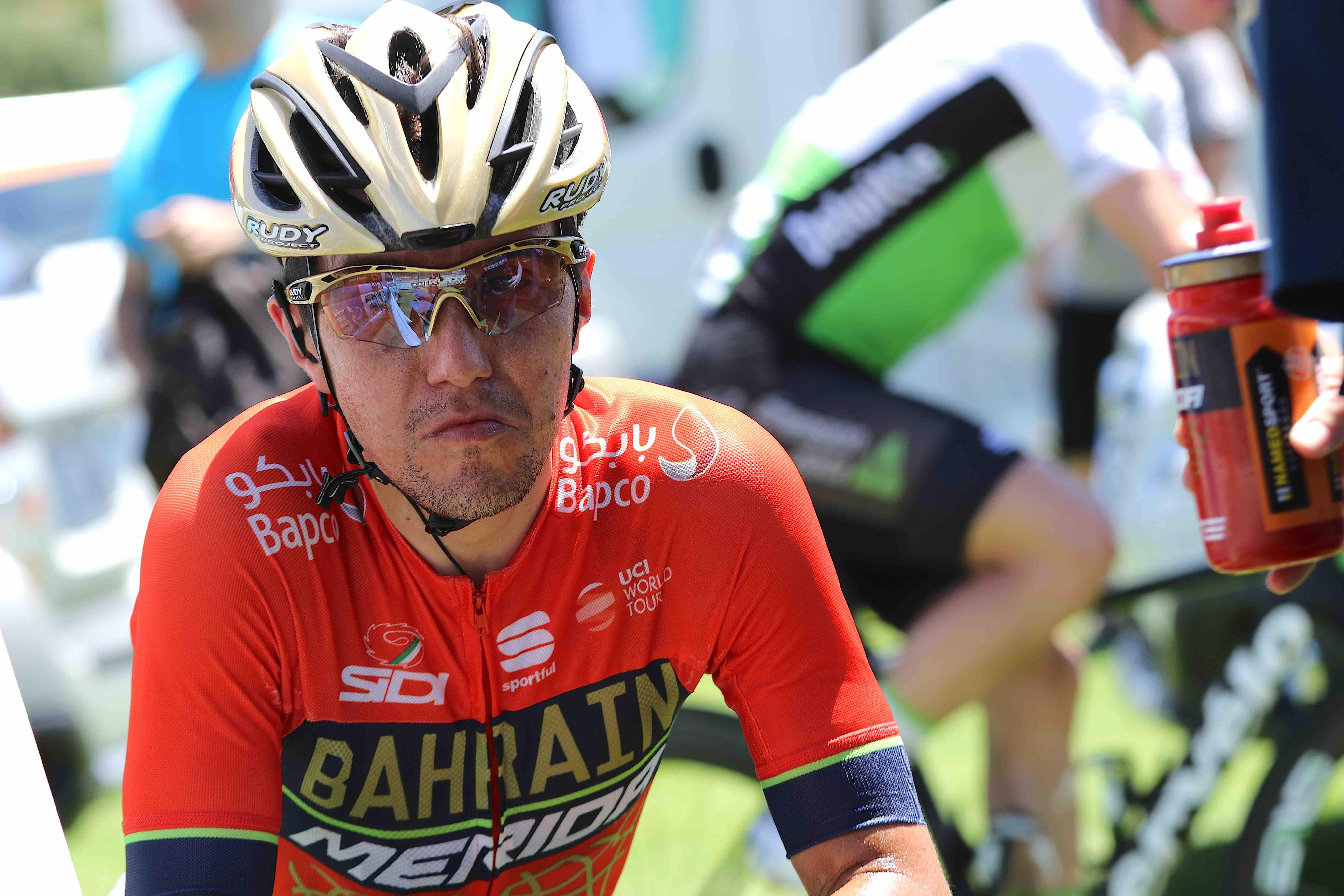 Alejandro Valverde vince a Jebel Hafeet e conquista l'Abu Dhabi Tour