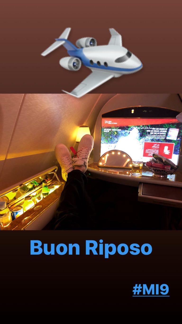 Instagram @mauroicardi