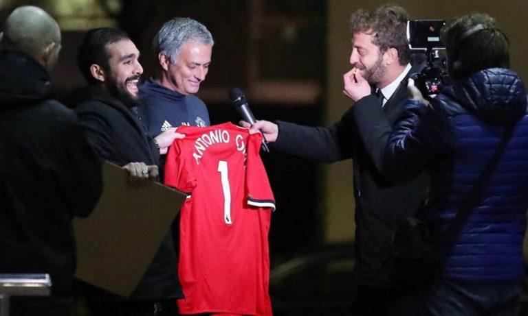mourinho le iene