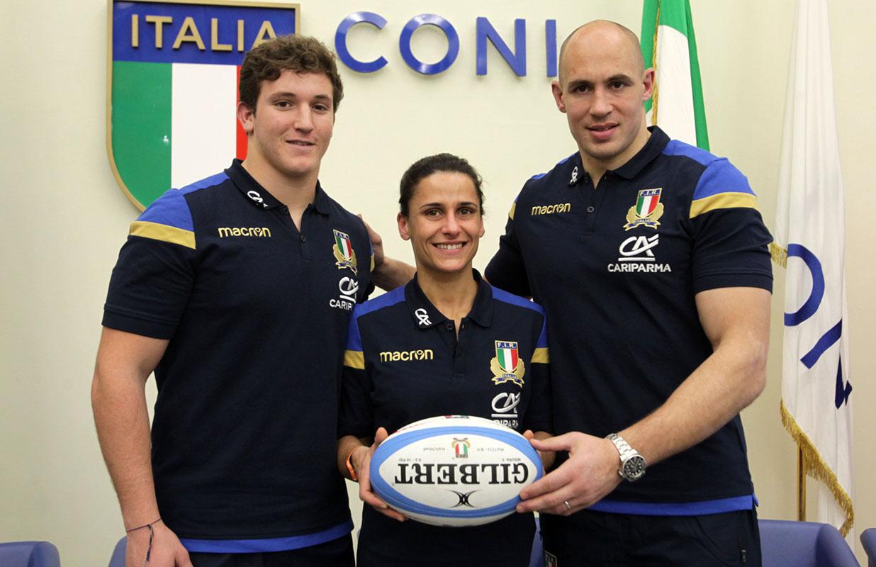 Rugby 6 Nazioni  presentato a Roma il più antico torneo della palla ovale 8648ca7991d