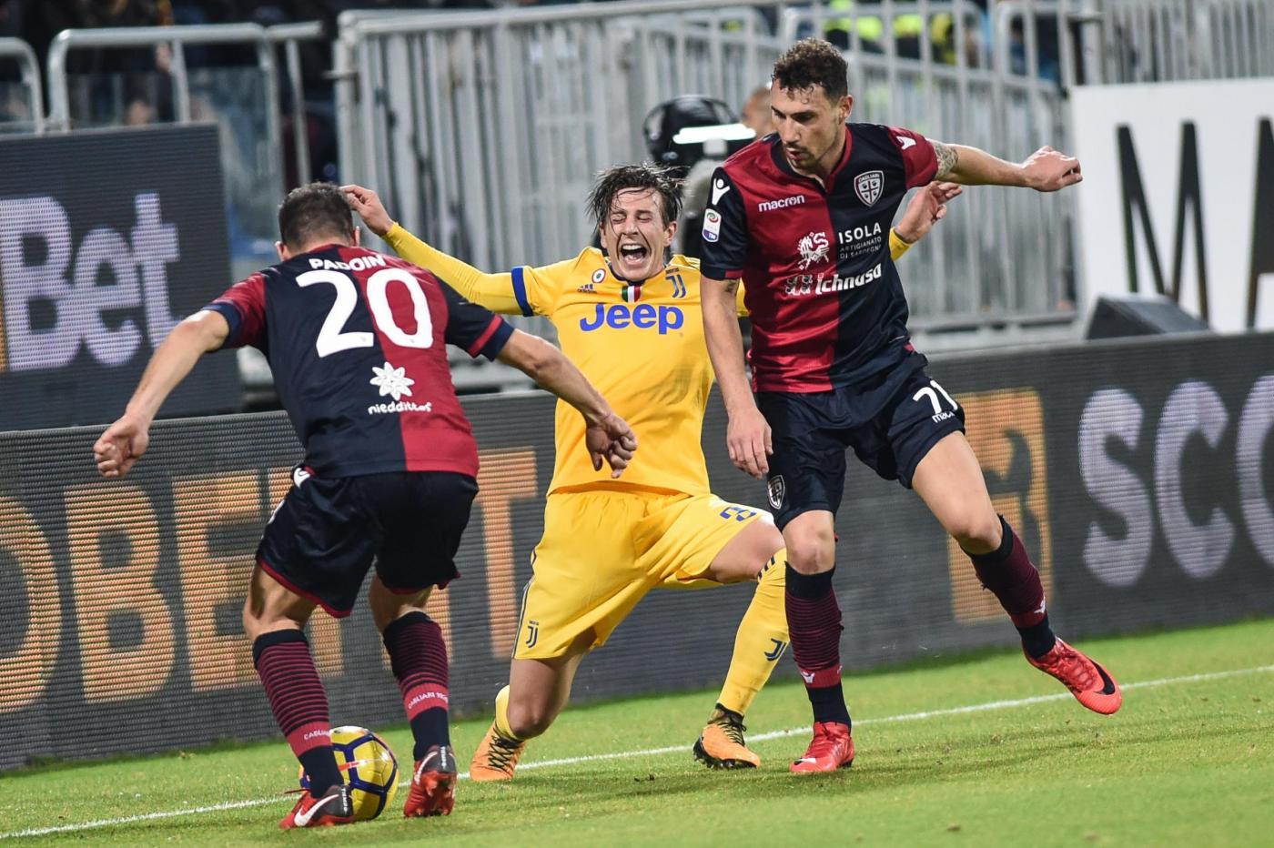 Cagliari, la rabbia di Giulini:
