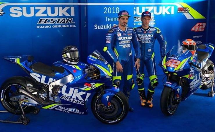 Suzuki: ecco la GSX-RR 2018, l'arma