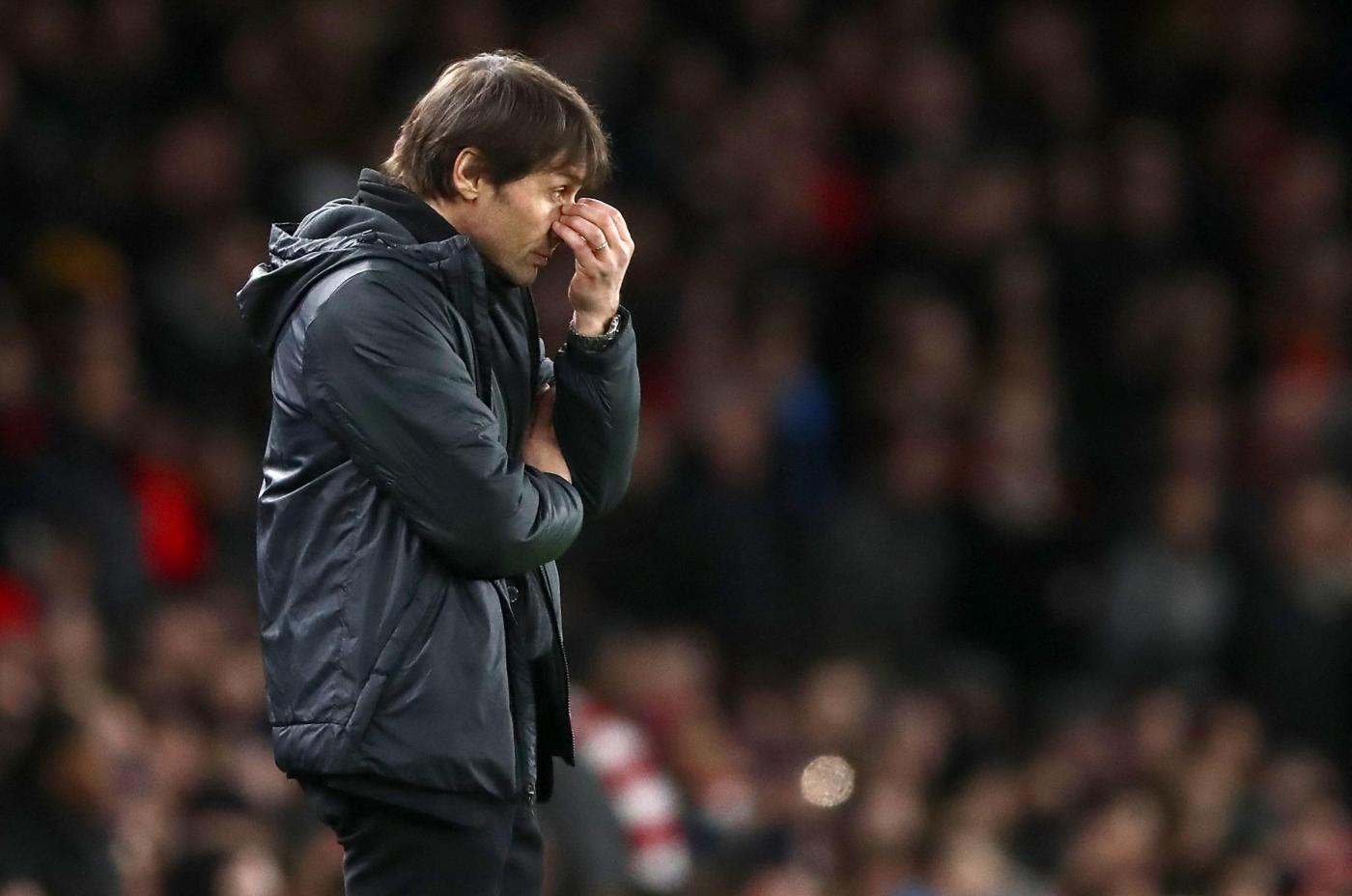 Antonio Conte in bilico sulla panchina della Chelsea: Abramovich potrebbe esonerarlo