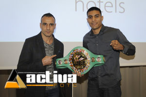 Boxe WBC Mondiale Pace