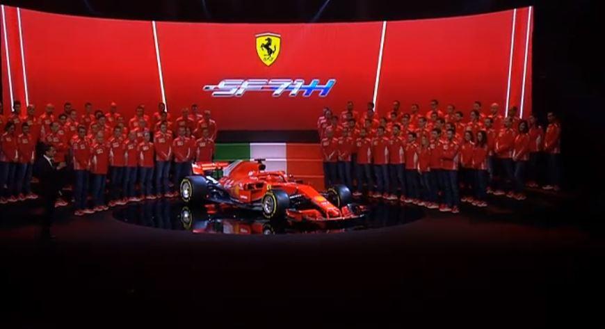 Presentazione nuova Ferrari: orari e come vederla in diretta streaming