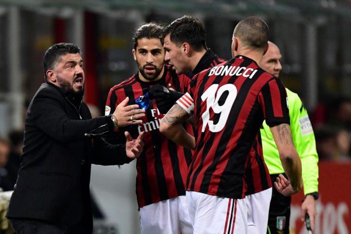 Milan e Gattuso