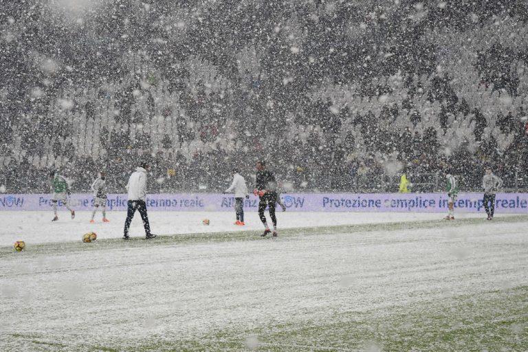 Juventus vs Atalanta neve