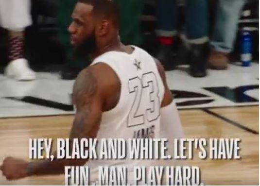 LeBron James All-Star Game