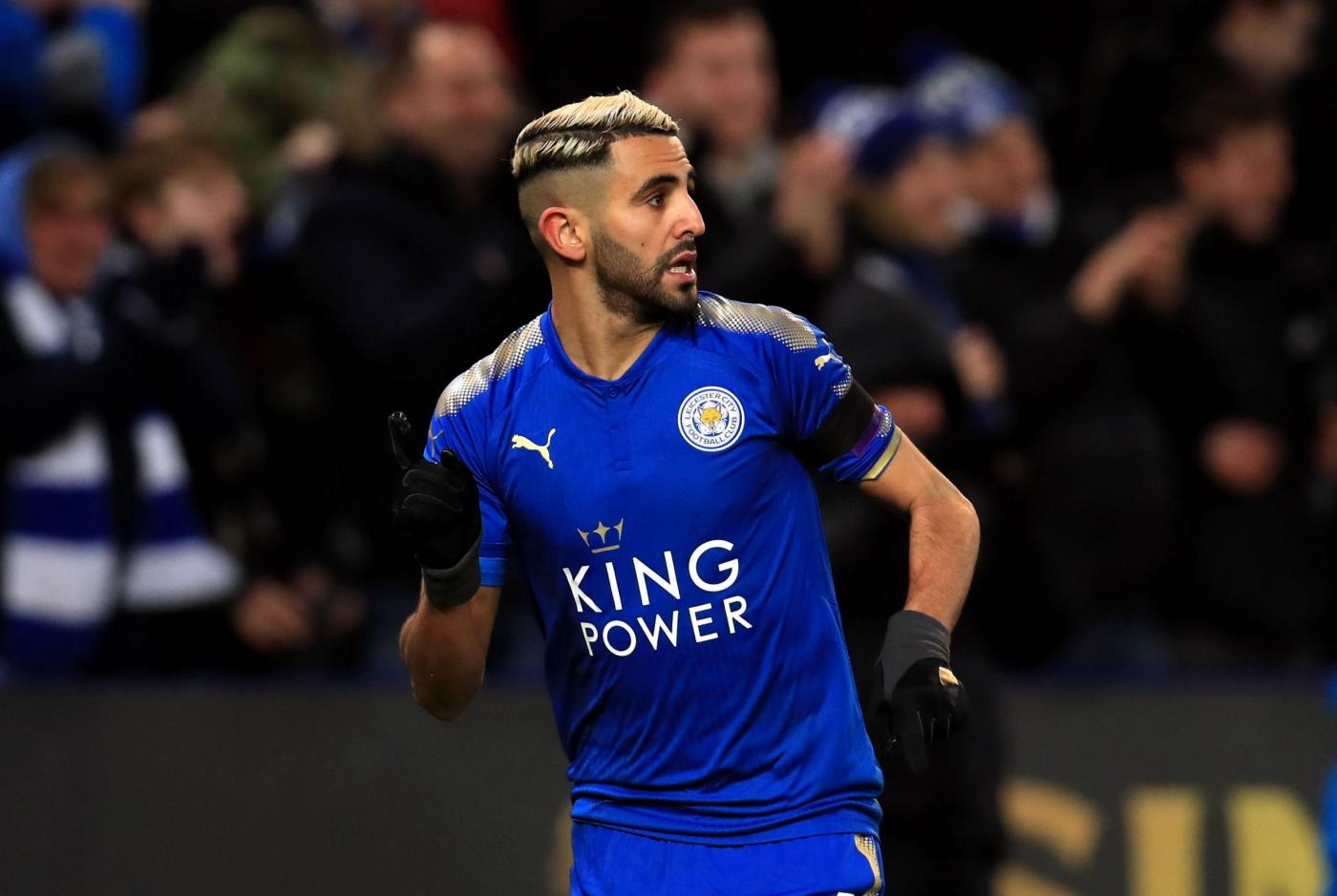 Leicester, è sparito Mahrez: interviene il sindacato dei calciatori