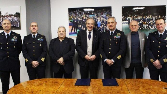 Protocollo d'Intesa Fipav Aeronautica Militare