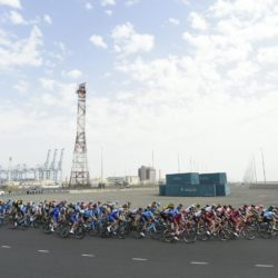 Seconda tappa Abu Dhabi tour