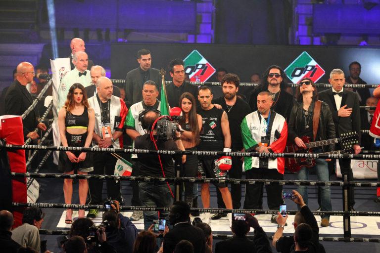 MARSILI VS BETANCOURT TITOLO MONDIALE WBC