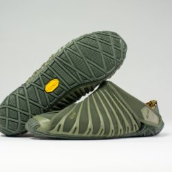 Vibram FUROSHIKI The wrapping sole - Olive