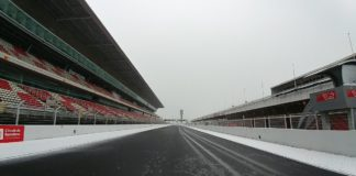 Test F1 Barcellona
