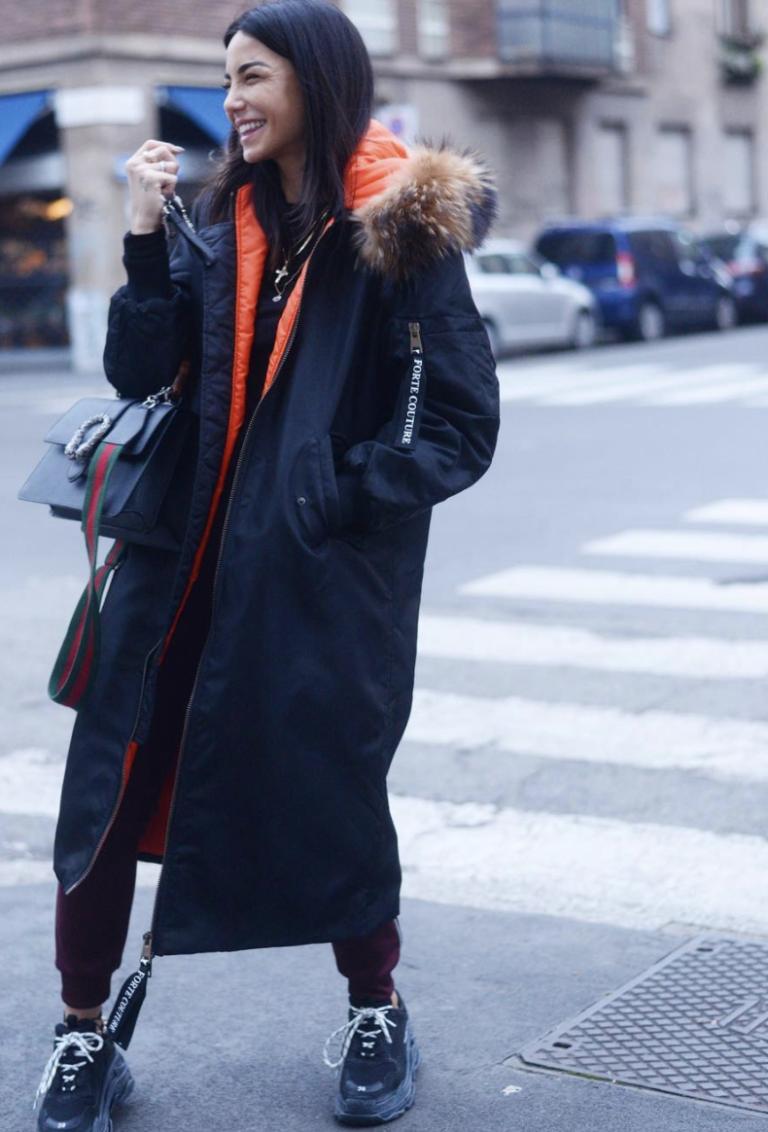 Chiara Biasi, fidanzata di Simone Zaza - Instagram @chiarabiasi