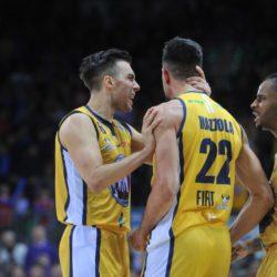 Auxilium Torino vs Germani Brescia - Basket Final Eight - Finale