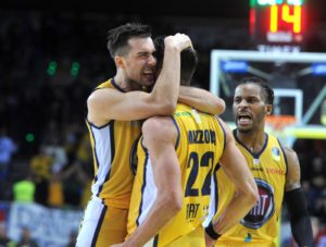 Auxilium Torino vs Germani Brescia - Basket Final Eight - Finale