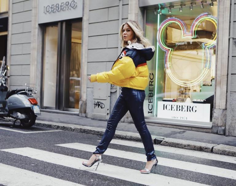 Costanza Caracciolo, fidanzata di Bobo Vieri - Instagram @costy_caracciolo