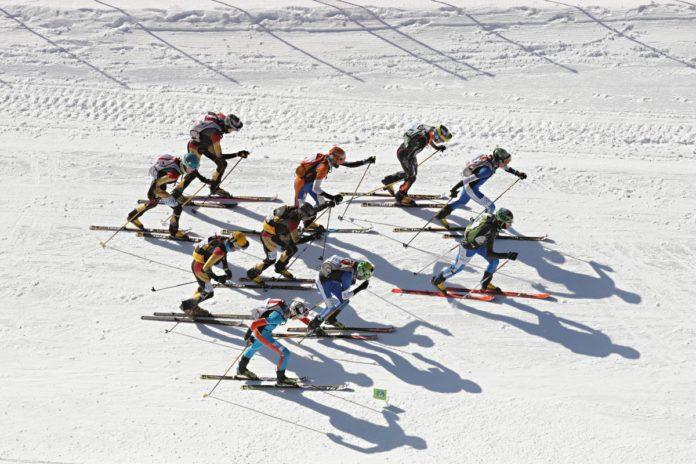 epic ski tour