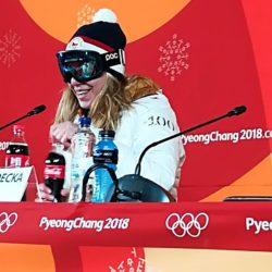 Ester Ledecka Olimpiadi invernali 2018