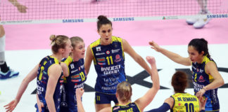 FINAL 4 COPPA ITALIA VOLLEY 2017-2018