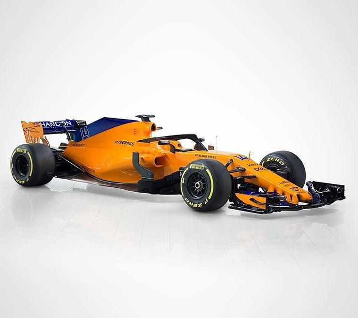 F1 2018: svelata la McLaren MCL33 per la prossima stagione