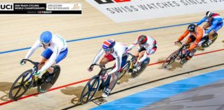 mondiali ciclismo pista