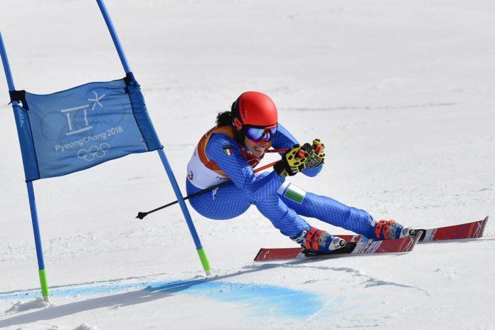 Federica Brignone Olimpiadi invernali 2018