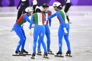 short track olimpiadi invernali 2018