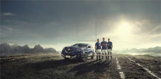 rugby italia renault