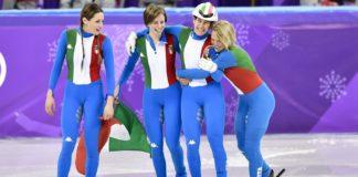 Olimpiadi invernali 2018 short track