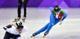 Arianna Fontana Olimpiadi invernali 2018