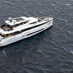 sirena 85 yacht