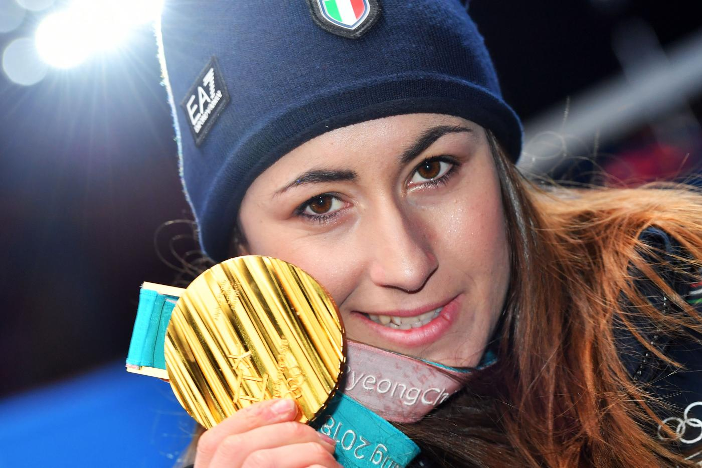 Una medaglia d'oro vale150mila eurolordi (Gian Mattia D'Alberto / LaPresse)