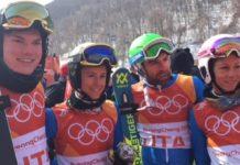 Team Event Sci alpino