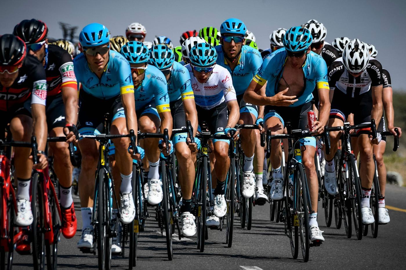 Ciclismo, Oman Tour 2018