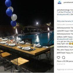 Compleanno Valentino Rossi