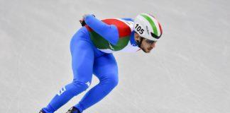 Yuri Confortola Olimpiadi invernali 2018