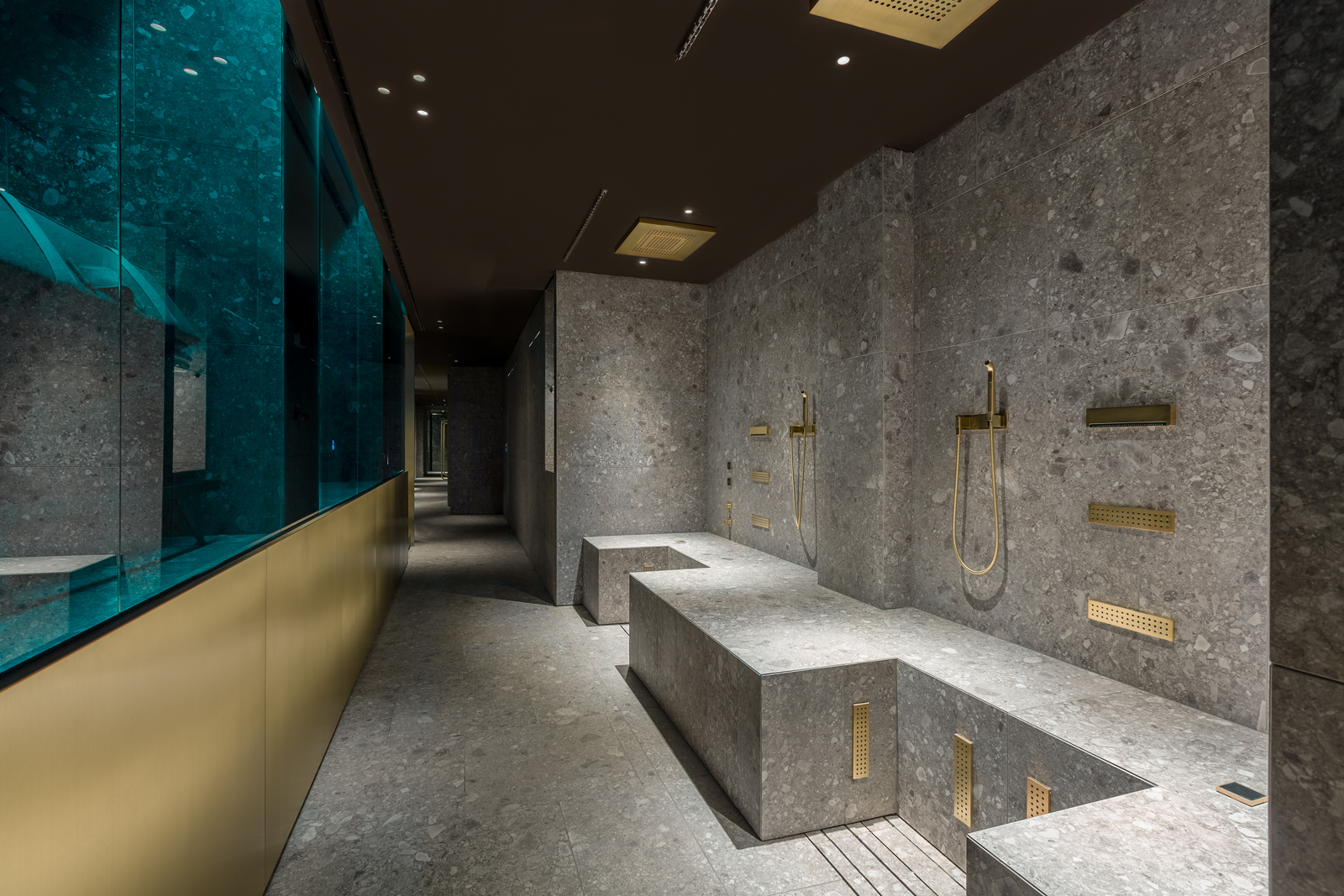 Ceresio 7 gym spa a milano un tempio ultramoderno del for Ceresio 7 gym spa