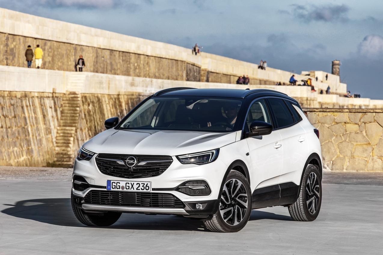 design innovativo vendite calde ultima moda Opel Grandland X: il SUV compatto è perfetto per lo sport e il ...
