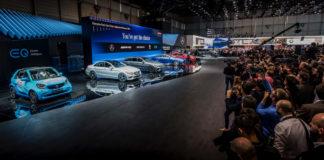 Mercedes Benz Salone di Ginevra