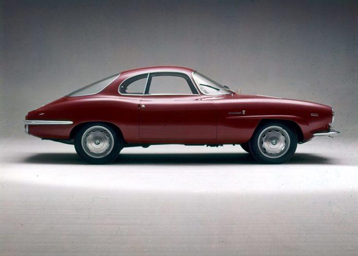 Heritage Alfa Romeo Giulia Sprint Speciale 1963