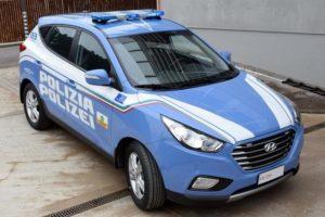HyundaiIx35 Fuel Cell