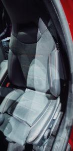 Mercedes CLA 200 rossa