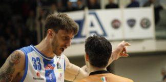 Basket, Dinamo Banco di Sardegna Sassari vs Segafredo Virtus Bologna polonara