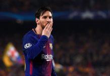 Leo Messi Chelsea Barcellona