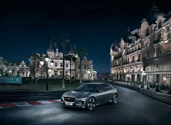 Nuova Jaguar I-PACE