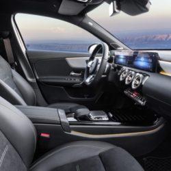 Nuova Mercedes Classe A